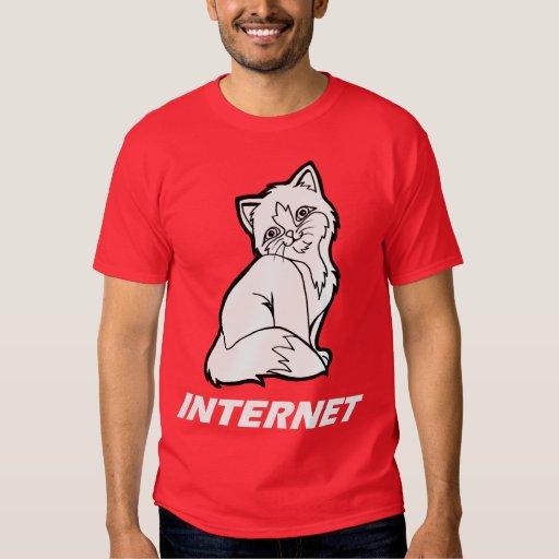 Internet Cat Shirt