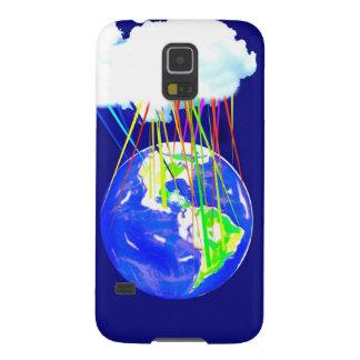 Internet Cloud Galaxy S5 Cover