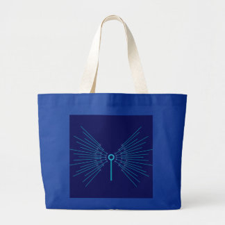 Internet concept. large tote bag