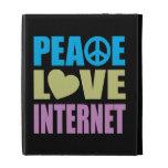Internet del amor de la paz