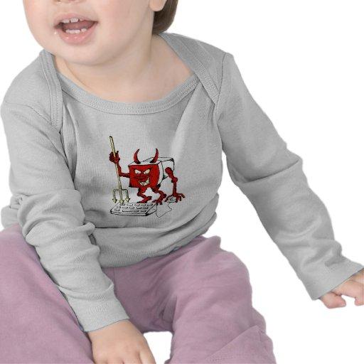 Internet Devil Tshirt