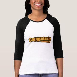 Internet divertido del omnomnom de Copypaste Tshirt