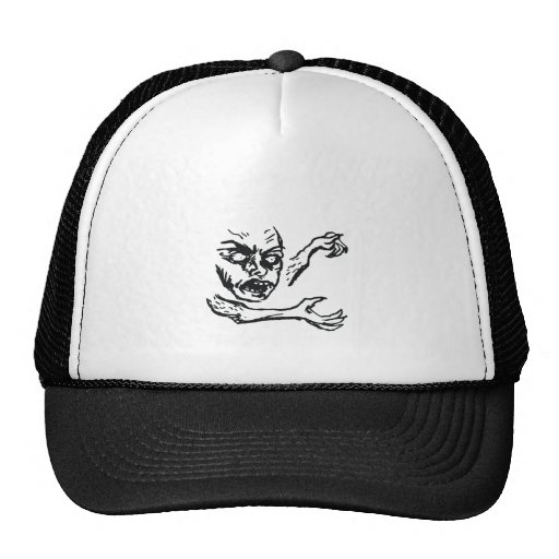 Internet Down.  NOOOO! Trucker Hat