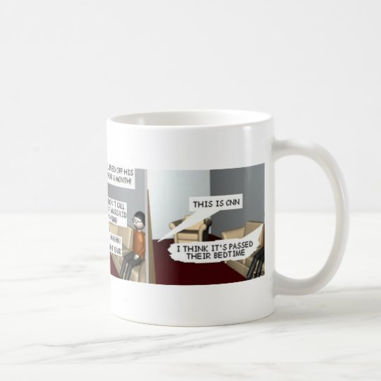Internet Earl Mug: CNN Coffee Mug
