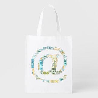 Internet Email Typed Text Symbol | Nerd Bag