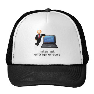 Internet Entrepreneurs Mesh Hats