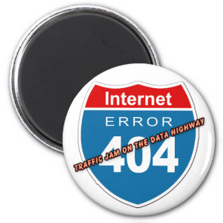 Internet Error 404 Magnet
