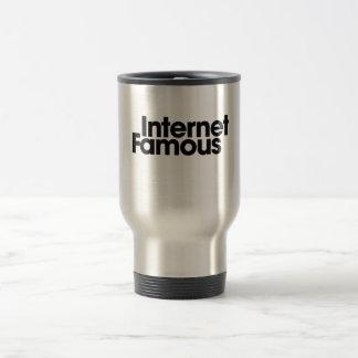 Internet Famous 15 Oz Stainless Steel Travel Mug