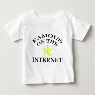 Internet Famous Baby T-Shirt