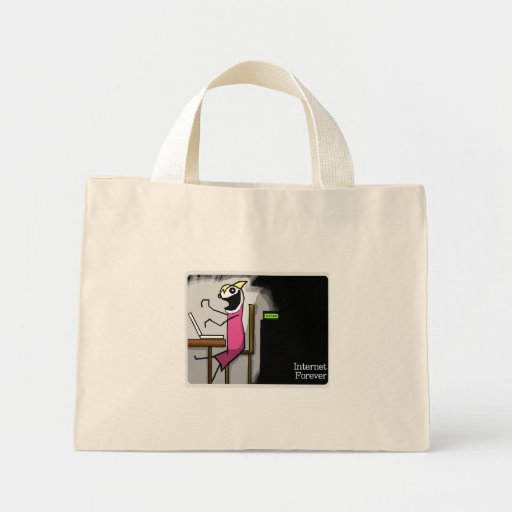 Internet Forever Bag