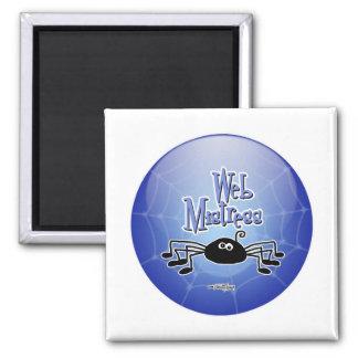 Internet geek Web Mistress magnet