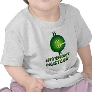 Internet Hustler Tee Shirts