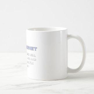 Internet jokes coffee mug