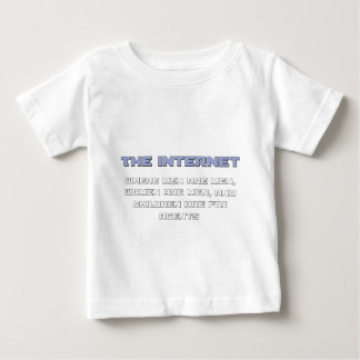 Internet jokes t-shirt