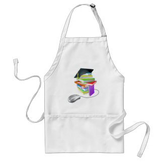 Internet learning concept aprons