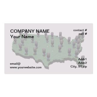 Internet marketing business card templates