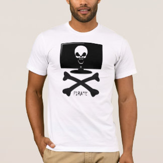 Internet Pirate v2 T-Shirt