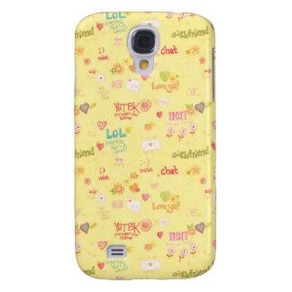 Internet Samsung S4 Case