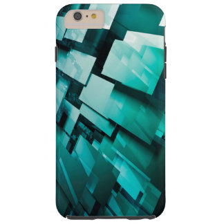 Internet Speed of Broadband Web Download Upload Tough iPhone 6 Plus Case