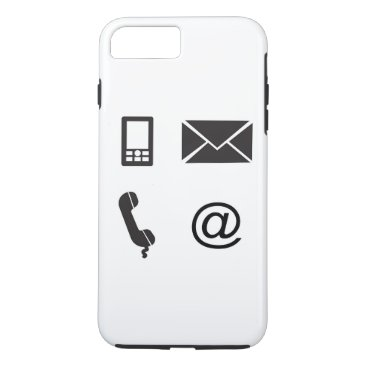 inaayastore Internet Telephone Wifi Iphone iPhone 8 Plus/7 Plus Case