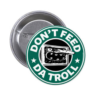 Internet Troll Button