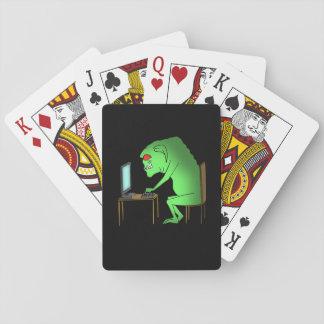 Internet Troll Playing Cards