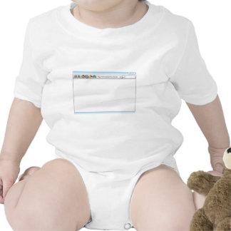 Internet web browser shirts