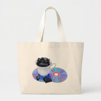 InternetCafe Tote Bags