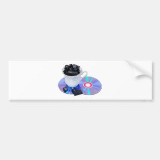 InternetCafe Bumper Sticker