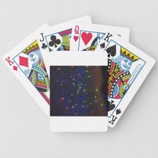 Interneuron 5 bicycle poker deck