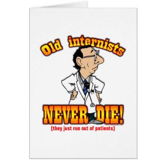 Internists Card