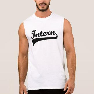 Interno Camiseta Sin Mangas