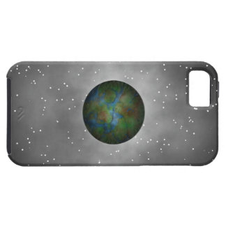 Interplanetary Connection. Galaxy Space Explorer iPhone 5 Case