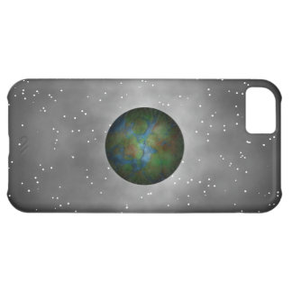 Interplanetary Connection. Galaxy Space Explorer Case For iPhone 5C