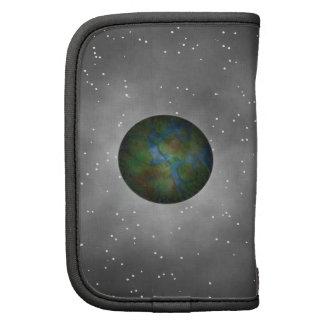 Interplanetary Connection Galaxy Space Explorer Folio Planner