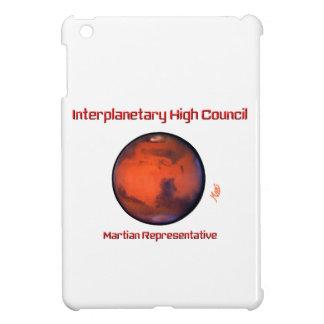 Interplanetary High Council iPad Mini Case -- Mars