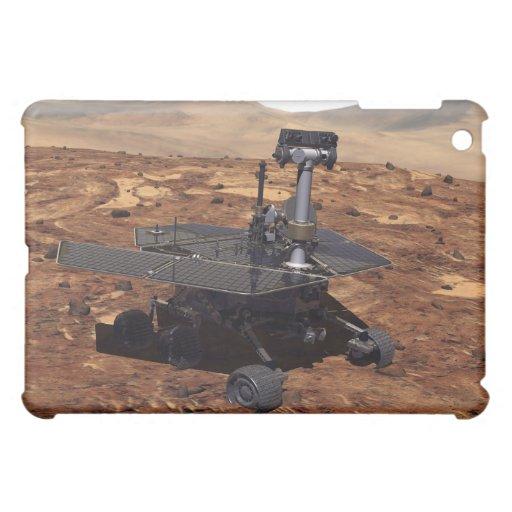 Interpretación de los artistas de Marte Rover 2