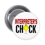 INTERPRETER'S CHICK BUTTON