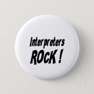 Interpreters Rock! Button