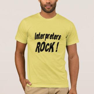 Interpreters Rock! T-shirt
