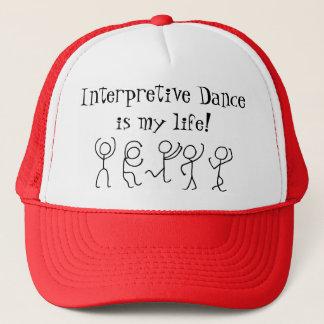 Interpretive Dance Is My Life Hat