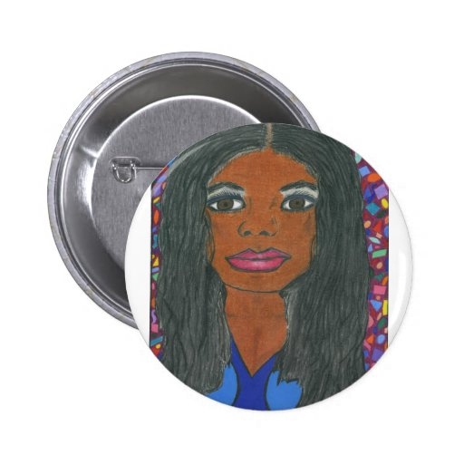 Interracial, Multicultural Pin