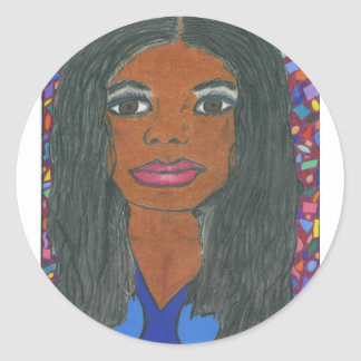 Interracial, Multicultural Sticker