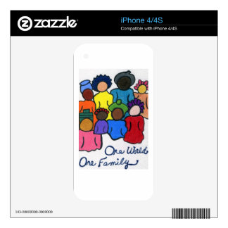 Interracial Skins For The iPhone 4