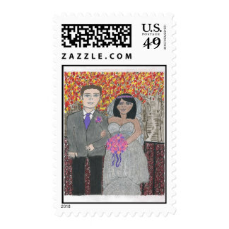 Interracial Stamps