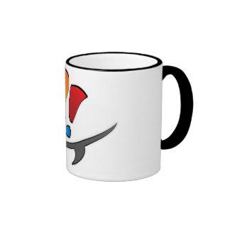 Interrobang d - Mug