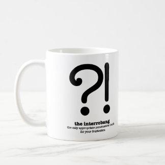 Interrobang Grammar Mug Funny English Gifts