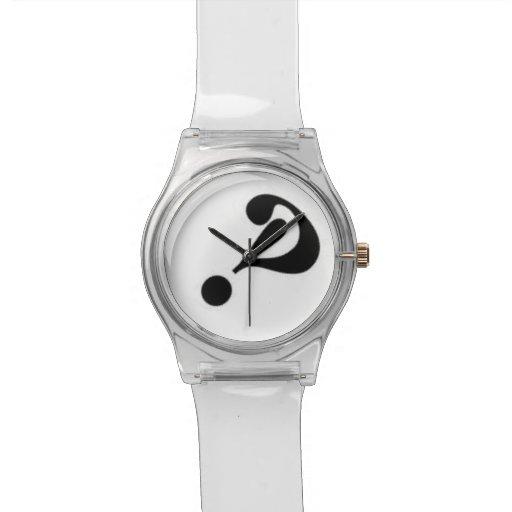 Interrobang Relojes De Pulsera