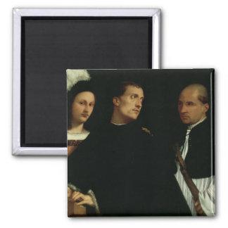 Interrupted Concert, c.1512 Magnet