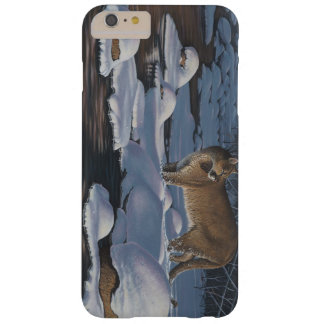 Interrupted Silence Barely There iPhone 6 Plus Case